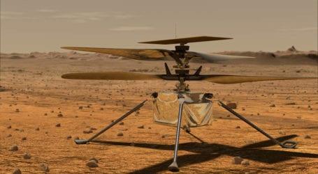 Η NASA θα προσπαθήσει να πετάξει το Drone του Άρη στις 19 Απριλίου