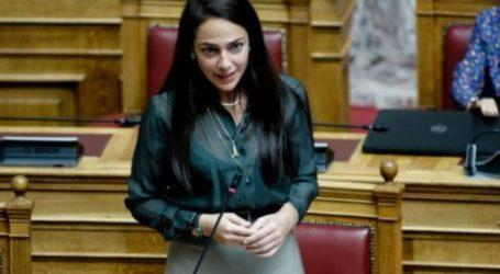 Έρχεται στη Λάρισα αύριο η υφυπουργός Εργασίας και Κοινωνικών Υποθέσεων Δόμνα Μιχαηλίδου