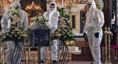 Το 70% των θανάτων στην επαρχία Ελασσόνας κηδεύονται με τα μέτρα του Covid-19