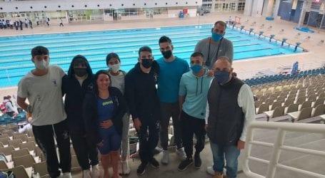 Αγωνιστική επανεκκίνηση για το τμήμα κολύμβησης της Νίκης Βόλου