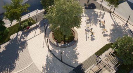 Ν. Γάτσας: «Νέα πλατεία θα αποκτήσουν τα Καλύβια Κοκκινοπηλού»