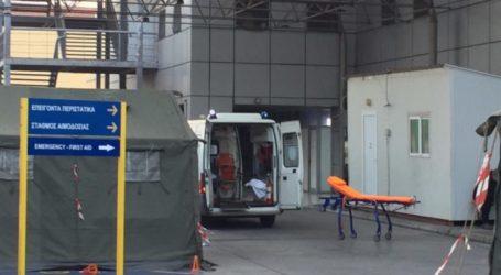 Στο «κόκκινο» ξανά το Νοσοκομείο Βόλου – Αυξήθηκαν οι εισαγωγές με κορωνοϊό