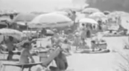 Σπάνιο βίντεο από την δεκαετία του '70: «Βουλιάζει» από κόσμο η αγαπημένη παραλία των Λαρισαίων στον Πλαταμώνα