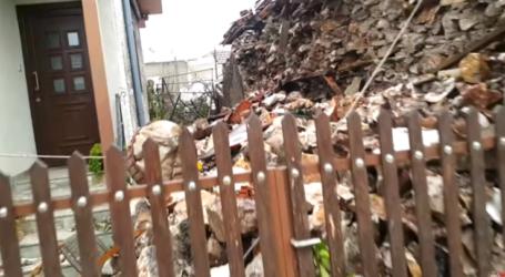 """Αυτή είναι η εικόνα στο σεισμόπληκτο Δαμάσι ένα μήνα μετά το """"χτύπημα"""" του εγκέλαδου – Συντρίμμια παντού(βίντεο)"""