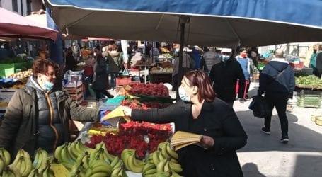 Την άμεση απόσυρση του ν/σ για τις λαϊκές αγορέςζητά το Δημοτικό Συμβούλιο του Δήμου Λαρισαίων