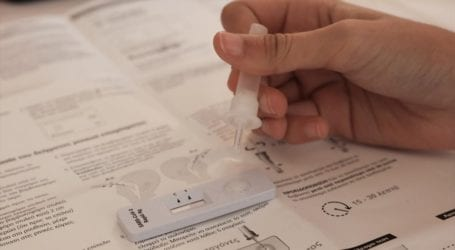 Βόλος: Εννέα θετικά κρούσματα έδειξαν τα σελφ τεστ των σχολείων