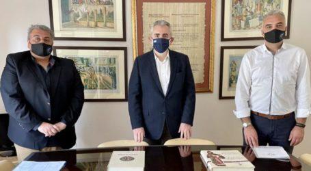 """Συνάντηση Χαρακόπουλου με ΕΣΠΕΘ: """"Οδικός χάρτης"""" επίλυσης των προβλημάτων των στρατιωτικών"""