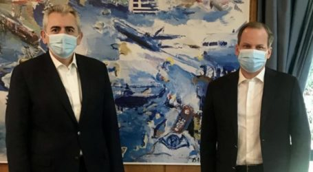"""Καραμανλής σε Χαρακόπουλο: Ιδού τα """"βήματα"""" για Αχελώο μετά την απόφαση του ΣτΕ"""