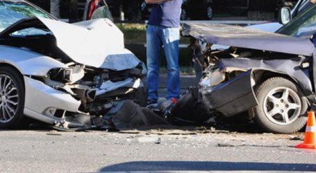 Τροχαίο ατύχημα στο δρόμο Λάρισας – Κοζάνης