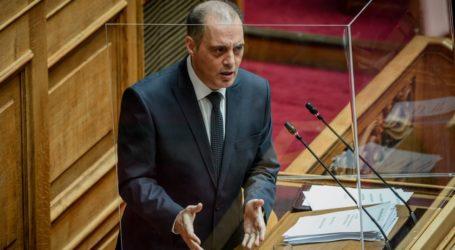 Οι προτάσεις των Θεσσαλών παραγωγών λαϊκής αγοράς στη Βουλή από τον Κ. Βελόπουλο