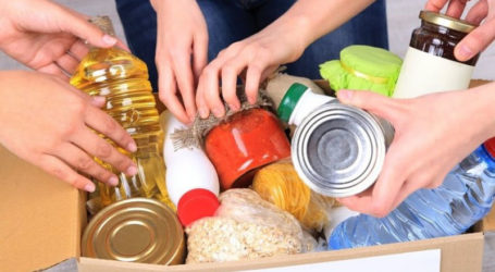 Συγκέντρωση τροφίμων και βοήθεια στη «Φλόγα» από τους εργαζόμενους της ΑΓΕΤ