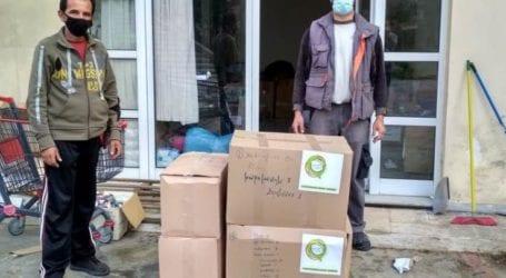 """Είδη πρώτης ανάγκης στους σεισμόπληκτους της Ελασσόνας από την """"Αλληλεγγύη για όλους"""""""