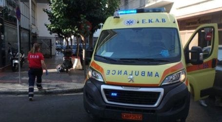 ΤΩΡΑ: Αυτοκίνητο παρέσυρε πεζό στο κέντρο του Βόλου – Τραυματίστηκε σοβαρά ηλικιωμένος