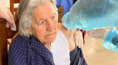 Με 2.194 δόσεις στη Μαγνησία συνεχίστηκε σήμερα ο εμβολιασμός
