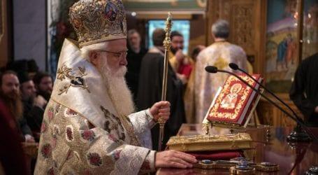 Αναστάσιμος εορτασμός των Αγίων Ραφαήλ, Νικολάου και Ειρήνης στην Νέα Αγχίαλο