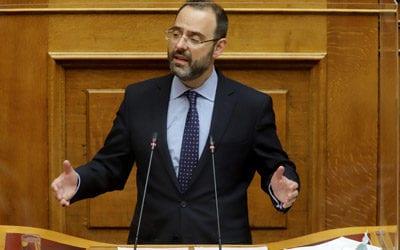 Κων. Μαραβέγιας: Η Ν.Δ. εργάζεται για την επιστροφή στην κανονικότητα ενώ ο ΣΥΡΙΖΑ ποντάρει στη διαιώνιση των κρίσεων