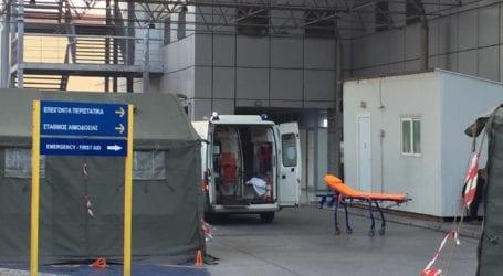 Δεν έχει τέλος η φονική πανδημία στη Μαγνησία: Δύο νεκροί στο Νοσοκομείο Βόλου