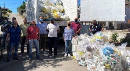 Ολοκληρώθηκε με αύξηση 37,40% το πρόγραμμα συλλογής κενών πλαστικών συσκευασιών φυτοφαρμάκων στο Δήμο Κιλελέρ