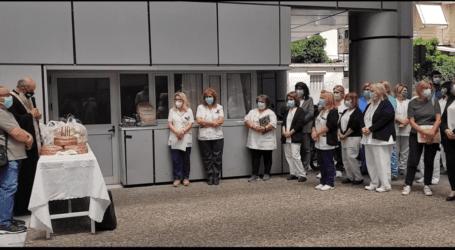 Γιορτή για τους νοσηλευτές στο Νοσοκομείο Βόλου