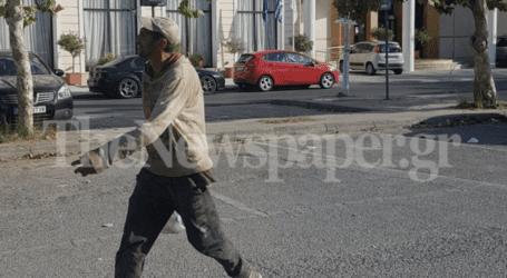 Βόλος: Νέα επίθεση του Κάμελ σε ανυποψίαστη γυναίκα – Της έριξε βενζίνη