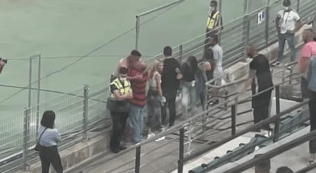 Το «αντίο» και η αγκαλιά Μπέου στον Δουβίκα [βίντεο]