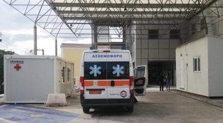 Ασφυκτική η πίεση στο Νοσοκομείο Βόλου – Χ. Μάνδρος: Τήρηση μέτρων και κοινωνική υπευθυνότητα