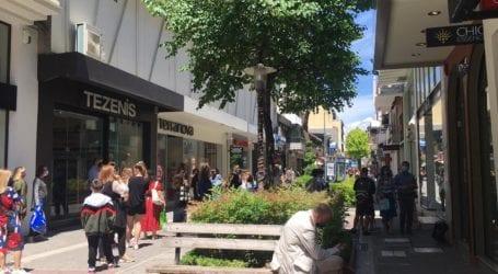 Δεν άνοιξαν οι Λαρισαίοι καταστηματάρχες σήμερα Κυριακή: Τι λέει ο πρόεδρος του Εμπορικού Συλλόγου Λάρισας