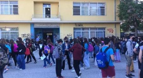Κορωνοϊός: Δείτε πόσα self-tests βγήκαν θετικά σήμερα στα σχολεία της Λάρισας