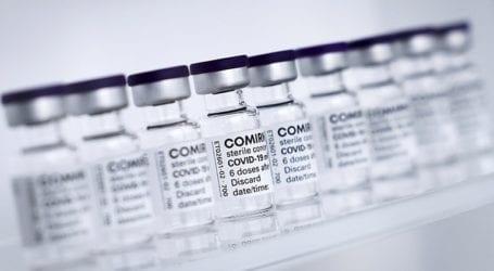 Η Ουκρανία θα λάβει επιπλέον προμήθεια 10 εκατομμυρίων δόσεων από το εμβόλιο της Pfizer