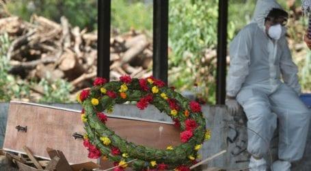 Νέο εθνικό ρεκόρ κρουσμάτων στην Ινδία και 3.689 νεκροί