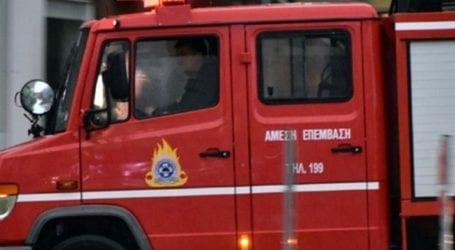 Τα πυροτεχνήματα οδήγησαν σε πυρκαγιά – Συναγερμός στην Πυροσβεστική