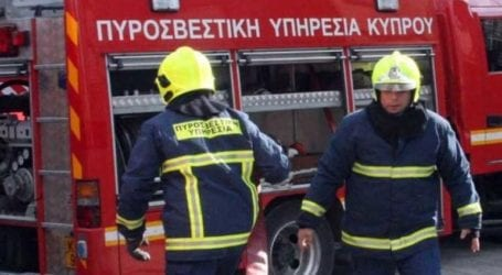Υλικές ζημιές προκλήθηκαν από πυρκαγιά σε διαμέρισμα στους Αμπελόκηπους