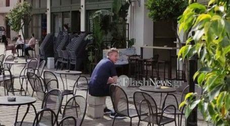 Σε γυρίσματα στα Χανιά ο πασίγνωστος σεφ Γκόρντον Ράμσεϊ