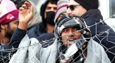 Ανησυχία για τις συνθήκες διαβίωσης μεταναστών