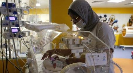 Για 2-3 μήνες υπό ιατρική παρακολούθηση τα εννιάδυμα της 25χρονης από το Μάλι
