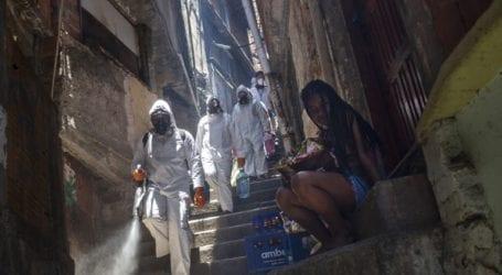 2.811 θάνατοι το τελευταίο 24ωρο στη Βραζιλία