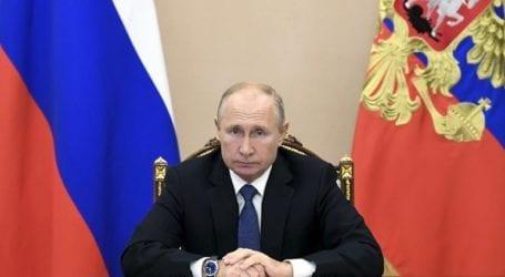 Ο Πούτιν τάχθηκε υπέρ της άρσης της πατέντας για τα εμβόλια κατά του Covid-19