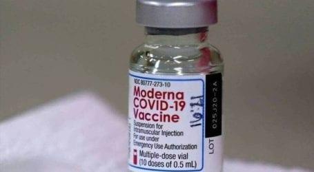 Ενδεχόμενη έγκριση χρήσης των εμβολίων της AstraZeneca και της Moderna ως την 20η Μαΐου