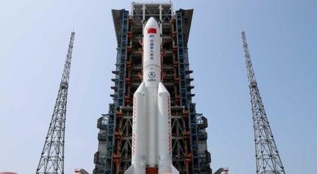 Ο εκτός ελέγχου πύραυλος θα επιστρέψει στη Γη το Σαββατοκύριακο