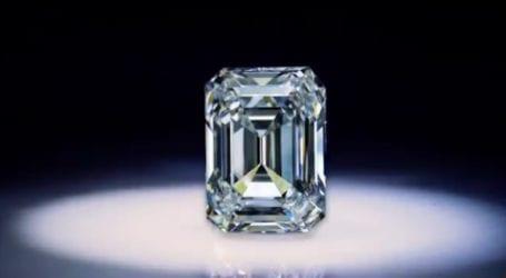 Διαμάντι 101 καρατίων «στο σφυρί» σε δημοπρασία στη Γενεύη