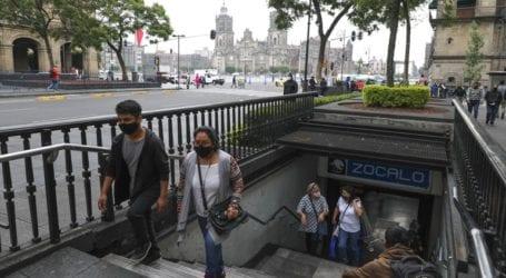 Ανοίγουν υπαίθριες εκδηλώσεις στην Πόλη του Μεξικού