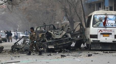 Τουλάχιστον 10 νεκροί και δεκάδες τραυματίες από έκρηξη στην Καμπούλ