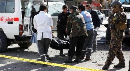 55 νεκροί και150 τραυματίες από τις εκρήξεις κοντά σε σχολείο της Καμπούλ