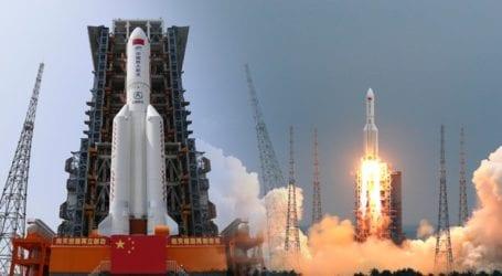 ΝΟΤΑΜ για τον κινεζικό πύραυλο