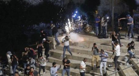 Νέες συγκρούσεις στην Ανατολική Ιερουσαλήμ