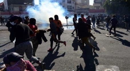 Οργισμένοι διαδηλωτές επιτέθηκαν στο προξενείο του Ιράν στην Καρμπάλα
