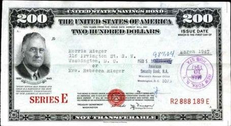 Άνοδο σημειώνουν οι αποδόσεις των αμερικανικών ομολόγων