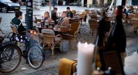 Άνοιξαν και πάλι τα εστιατόρια στη Μάλτα