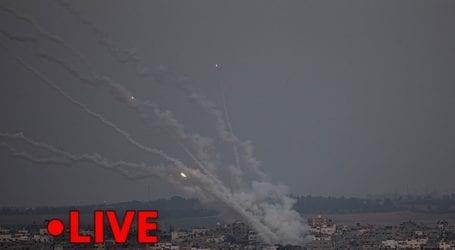 Εννέα Παλαιστίνιοι νεκροί σε βομβαρδισμούς στη Λωρίδα της Γάζας