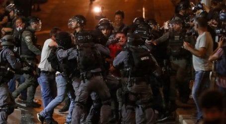 Νέες συγκρούσεις μεταξύ Παλαιστινίων και ισραηλινής αστυνομίας